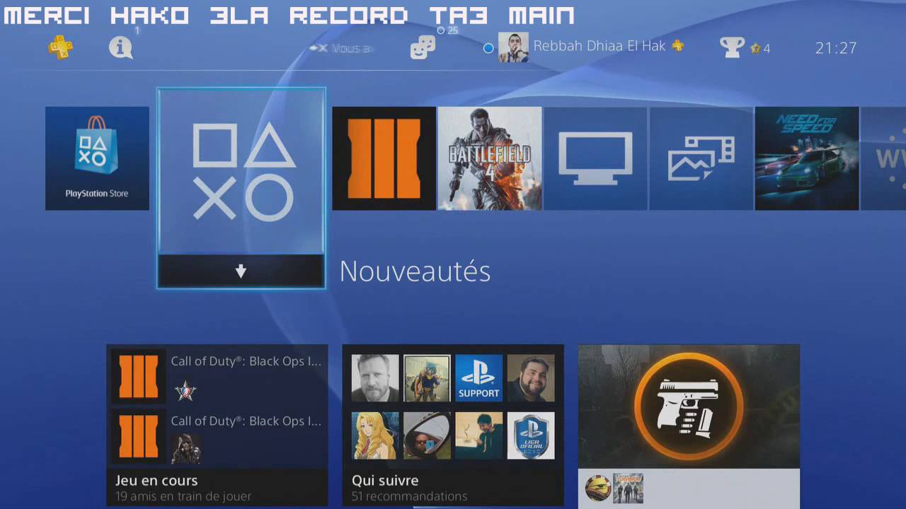 ps4 how to download updates automatic