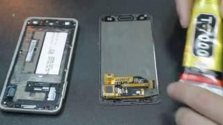 Samsung a3 sm-a300f ремонт после попадания влаги - дальнейший разбор(, 2016-06-22T05:42:04.000Z)