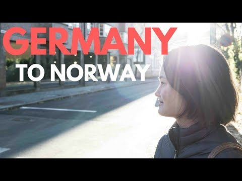 GERMANY - NORWAY Cinematic ( A6000 SONY )  travel video