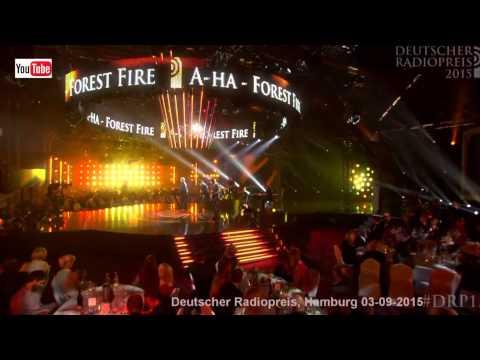 a ha live forest fire hd deutscher radiopreis hamburg 03 09 2015 youtube. Black Bedroom Furniture Sets. Home Design Ideas