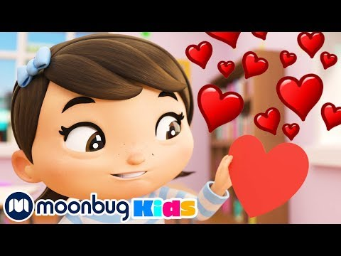 Love My Family Song - Valentines Special | Little Baby Bum: Nursery Rhymes & Baby Songs | ABCs 123s