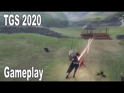 NieR Replicant ver.1.22474487139 – Gameplay Demo TGS 2020 [HD 1080P]