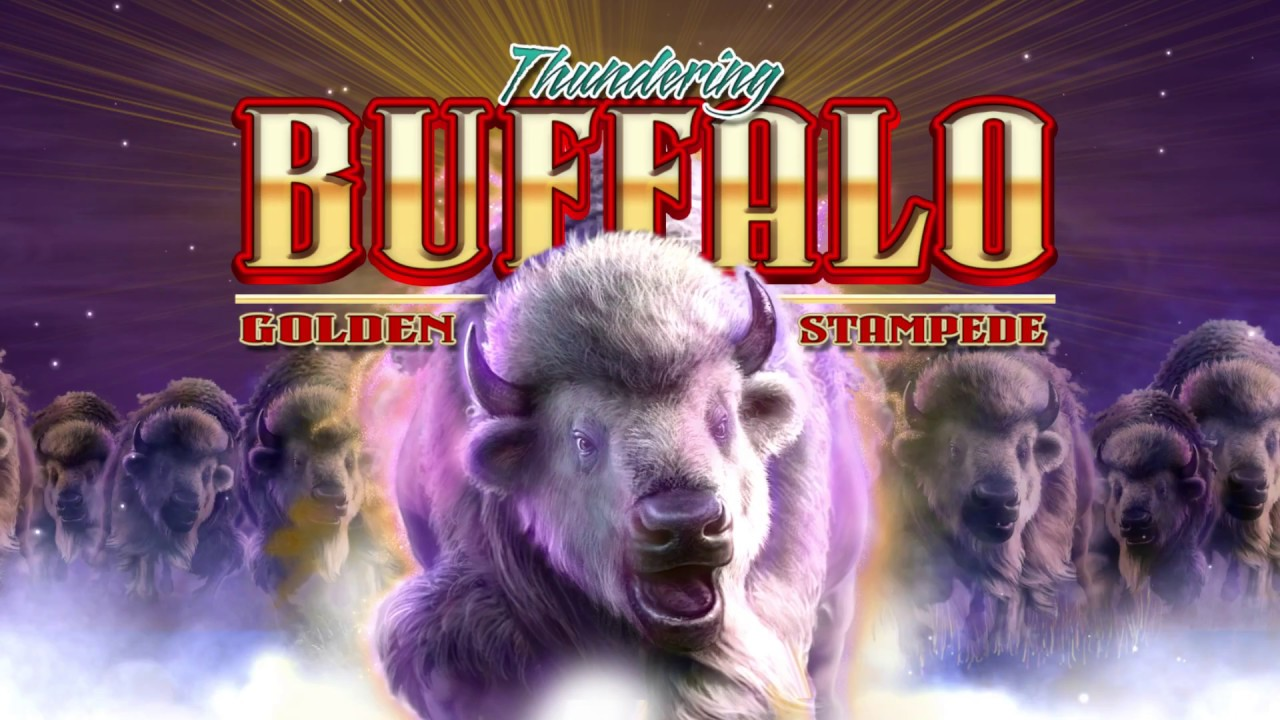 Thundering Buffalo