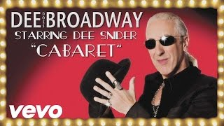 Watch Dee Snider Cabaret video
