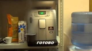Автоматический капучинатор на Saeco Intelia(, 2015-12-08T08:38:15.000Z)