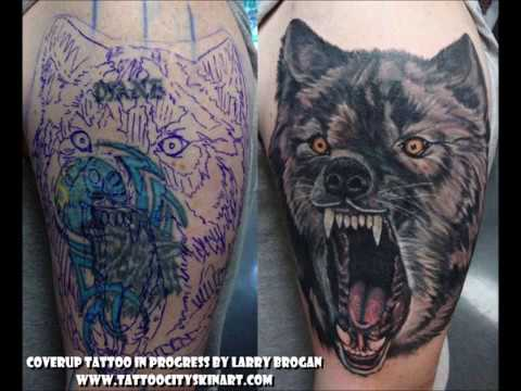 Wolf Tattoo Design Ideas - Tattoo Ideas