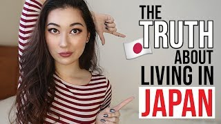 Gambar cover THE TRUTH ABOUT LIVING IN JAPAN | My experience as Hafu/Mixed Race in Japan
