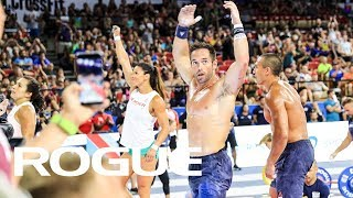 Mayhem Freedom - 2019 Reebok CrossFit Games Champions / 8K
