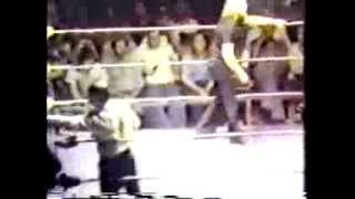 GCW - Roddy Piper saves Gordon Solie / Highlights from the Omni Rich vs Muraco