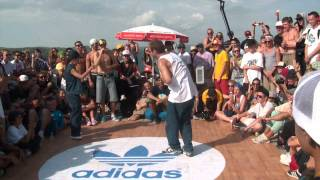 Yalta Summer Jam/Toprock Final/Spanish Hustle VS Intact 2