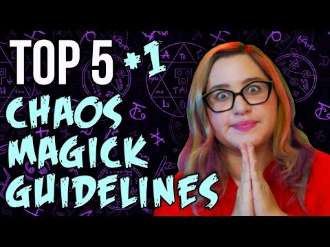 Top 5 Facts About Chaos Magick Part 1 // Dark 5 | Snarled