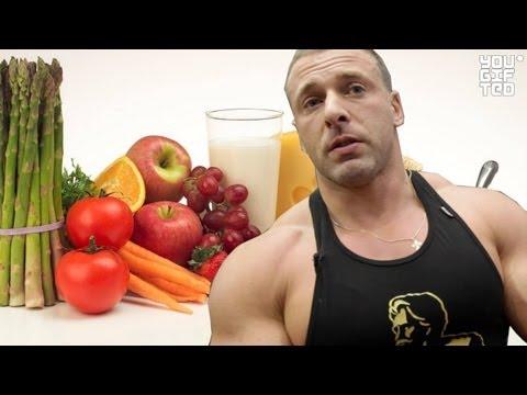 Как должен питаться спортсмен? - Правила питания - Питание