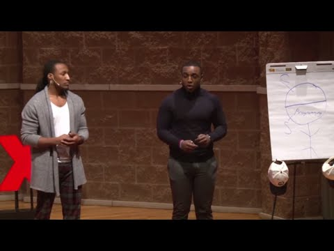 Change Your Paradigm | Charles Carter Jr. and Cody Cotton | TEDxValparaisoUniversity