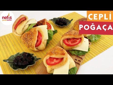 Cepli Poğaça - Poğaça Tarifi - Nefis Yemek Tarifleri