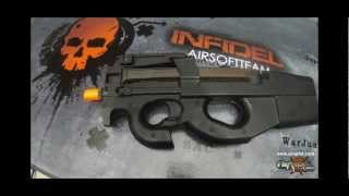 AirSplat - Guest Review JG KS90 TR Airsoft Electric AEG Rifle