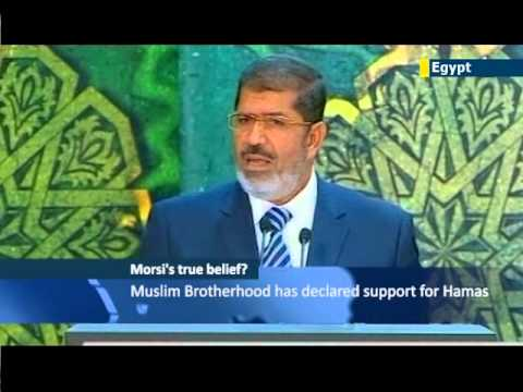 Morsi brands Jews 'pigs and apes': 2010 interview comments suggest deep hostility to Jews