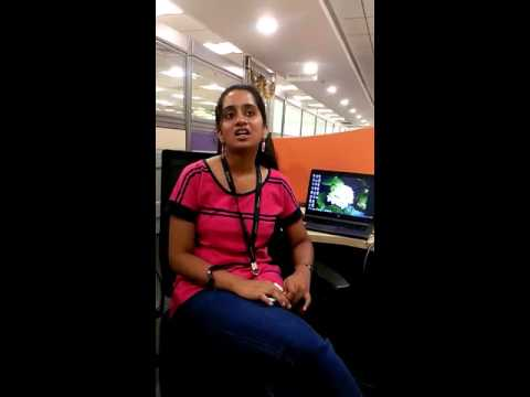 Priyadarshini(Software Engineer-HP Bangalore)
