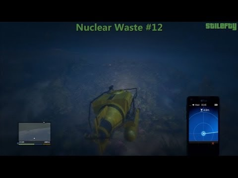 GTA 5 PS3 - 30 Nuclear Waste Guide