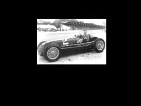 1939 Indianapolis 500 - Live Radio Broadcast
