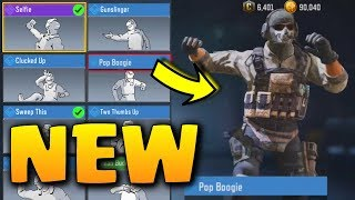 *NEW* EMOTES leaked! HUGE Christmas UPDATE in Call of Duty Mobile | CoD Mobile Update