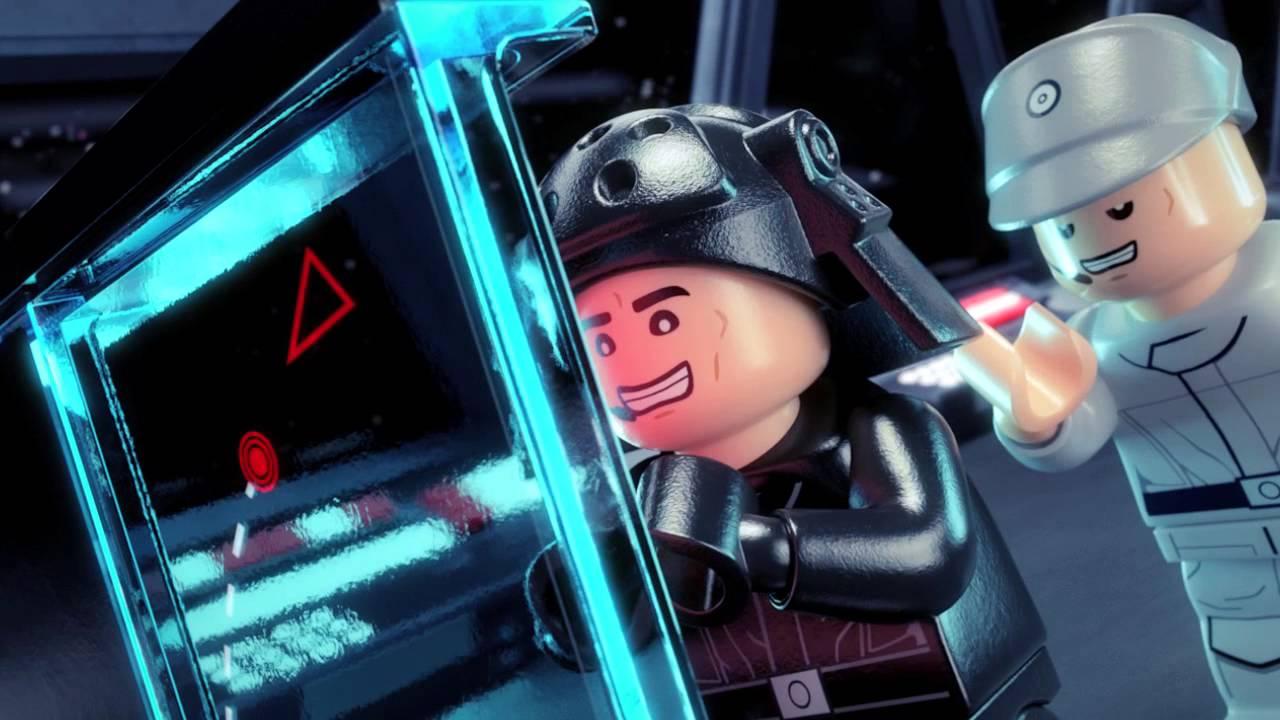 Rebels saving the phantom lego star wars mini movie youtube - Croiseur interstellaire star wars lego ...
