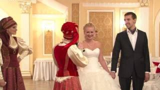 Казаки на свадьбе!!!