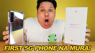 Huawei nova 7 5G: Feature packed smartphone with top apps on AG & PSW!
