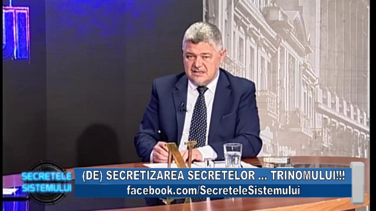 SECRETELE SISTEMULUI ROMANESC  - NINEL PEIA