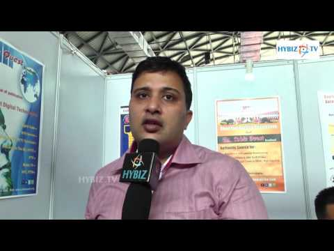 Digital India Cablenet Expo Hyderabad - Cable Quest Broadband Varuna Sharma