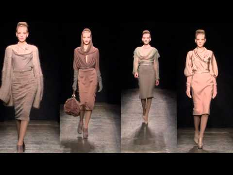 Donna Karan Fall 2011 Collection System of Dressing Video