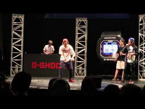Catch & Flow 2015 - Top 16 - Hiroki Iijima VS Brandon Meyer