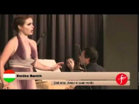 """Amor è qual vento (Händel """"Orlando"""") Emöke Baráth"""