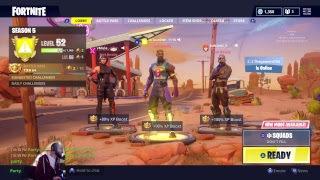 FORTNITE LIVE PLAYER 987+ WINS!! FREE V-BUCKS AND BATTLE PASS GIVEAWAY @3,000 SUBSCRIBERS!!