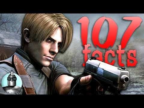 107 Resident Evil Facts | The Leaderboard
