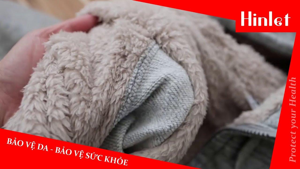 Siêu phẩm áo khoác lông cừu Uniqlo Hot nhất năm – siêu chất, siêu đẹp, siêu ấm