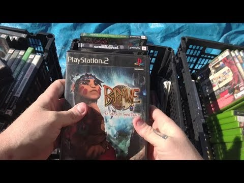 Live Flea Market/Yard Sales Game Hunting! Ep. 18 - The Get Factor! - Pickups!