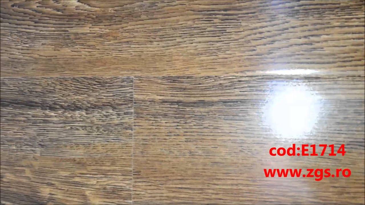 parchet laminat pret ieftin 12 mm e1714 youtube. Black Bedroom Furniture Sets. Home Design Ideas