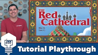 The Red Cathedral - Tutorial Playthrough