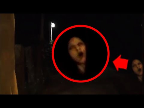 The Scariest Videos That You Can't Watch Alone !