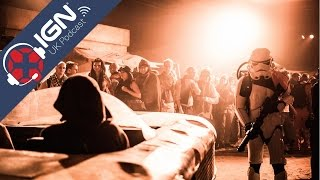 Does the Empire Strikes Back Secret Cinema Live Up to the Hype? - IGN UK Podcast