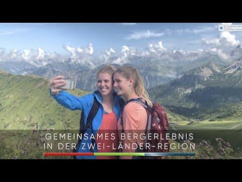 Film: Zwei Länder - ein Bergerlebnis