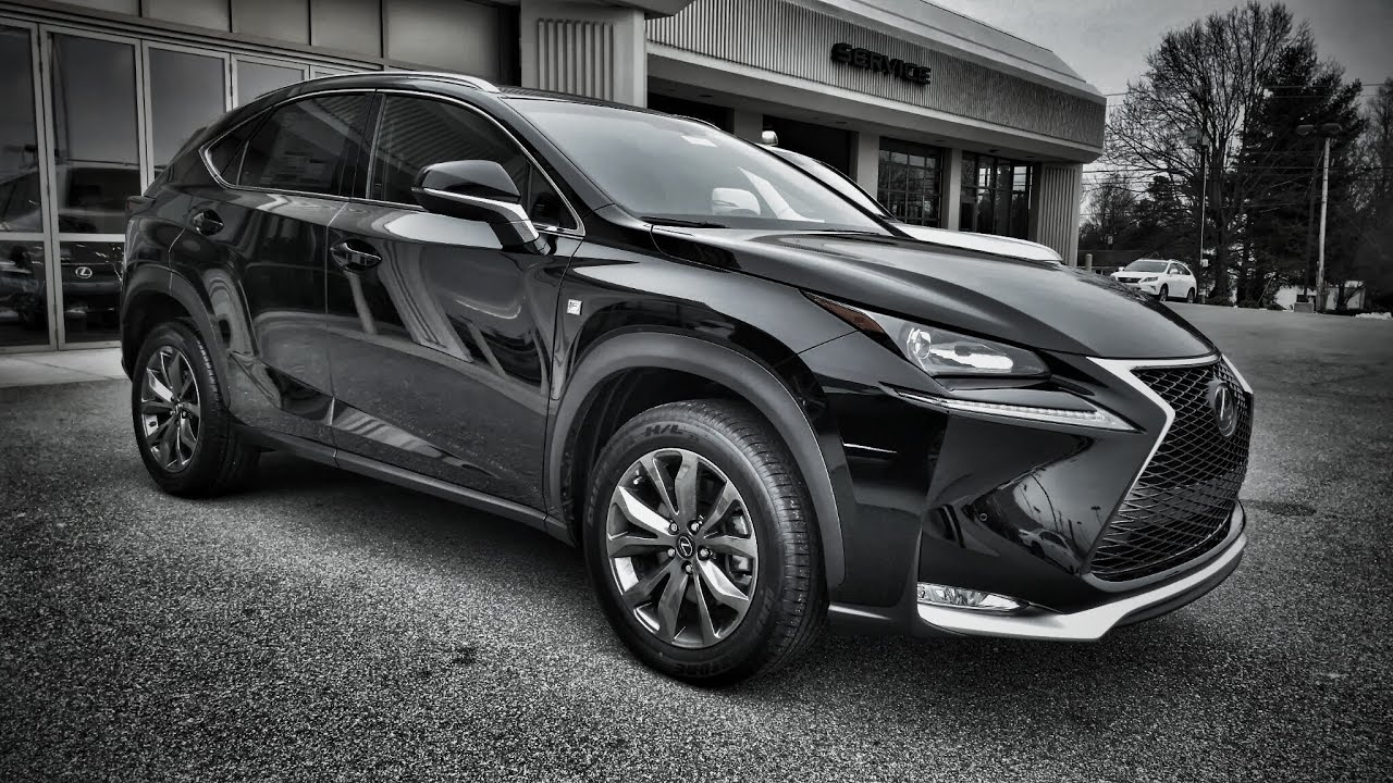 Lexus Nx200t Nx300h All Specs Review Crossover Luxury