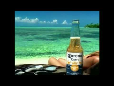 Corona Beer - Dumping Your Cellphone - 2009 Commercial