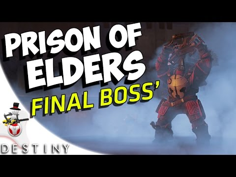 matchmaking on prison of elders Prison of elders three-player matchmaking at level 28 difficulty high difficulty weekly challenges for pre-formed fireteams four, three round waves against randomly selected enemy races and gameplay modifications.