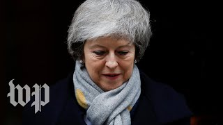 Theresa May to face a no-confidence vote