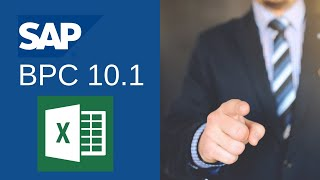 bpc 10 1 creating a report in sap bpc 10 1 using the excel client level 2