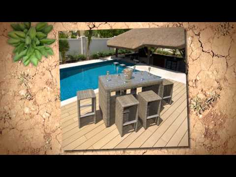 Rattan Garden Furniture Dubai