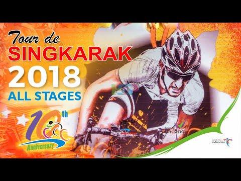 Tour de Singkarak 2018 [All Stages Schedule] Mp3