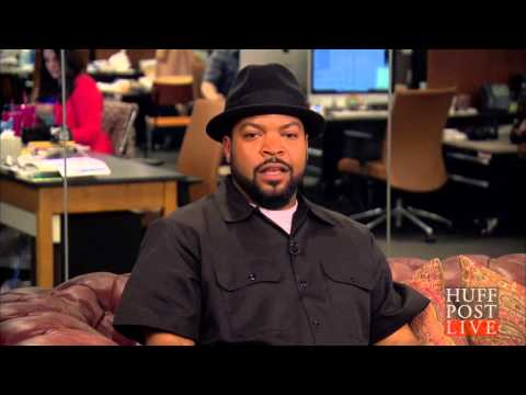 """Ice Cube Interview: Tasing Jonah Hill's Nuts In """"22 Jump Street"""""""