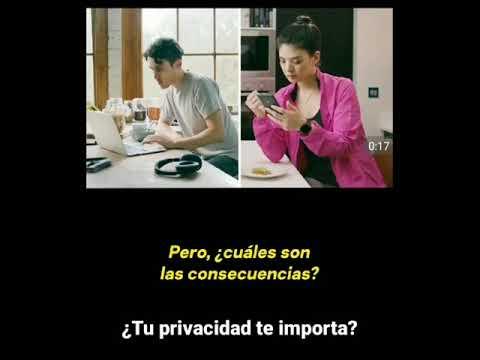 Tu privacidad es importante